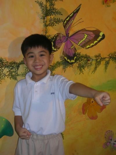 Preschool Power Kid
