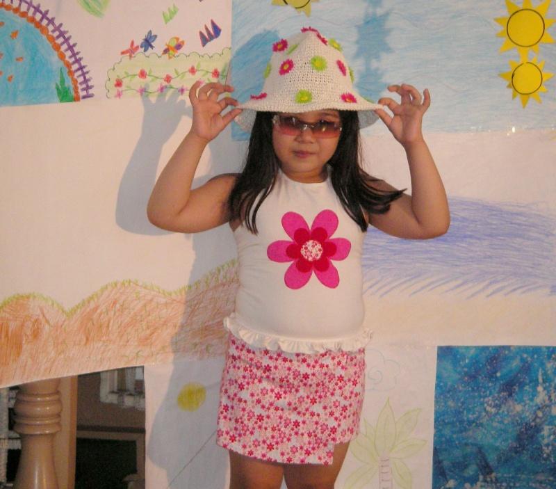 Happy Preschool Child